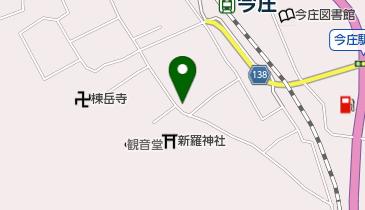 上山精肉店の地図画像