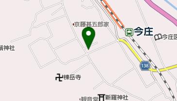 扇屋薬局の地図画像