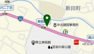 丸三タクシーの地図画像