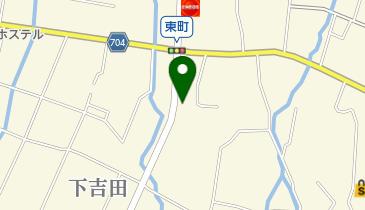 武道会館の地図画像