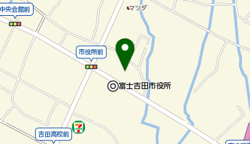裏千家茶道教室の地図画像