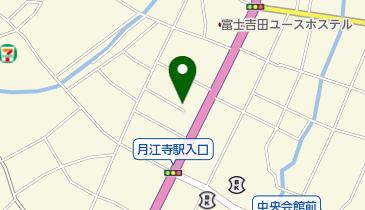 三益食堂の地図画像