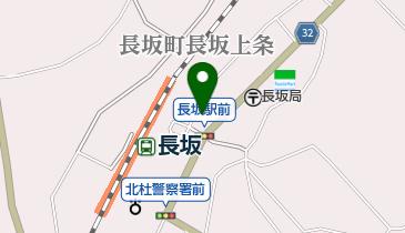 大泉タクシー長坂駅構内営業所の地図画像