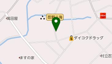 渡辺食品の地図画像