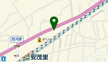 アットマークタクシーの地図画像