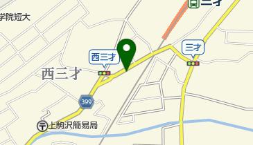 桜観光タクシー 三才営業所の地図画像