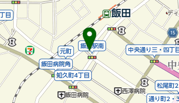 ヨシカワバレエスクールの地図画像