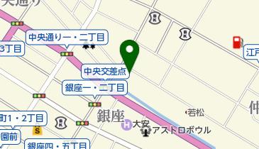 小澤時計店の地図画像