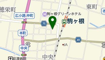 水車の地図画像