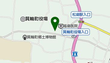 夢郷の地図画像