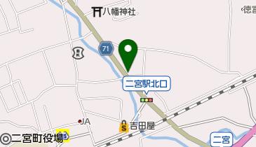 スナックアジト(隠家)の地図画像