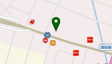 WESTの地図画像