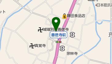 秋桜の地図画像