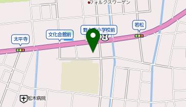 八兆屋矢作店の地図画像