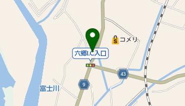 和蘭舞の地図画像