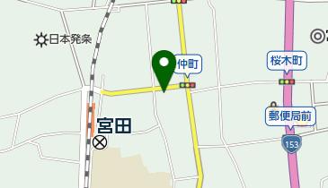 華月の地図画像
