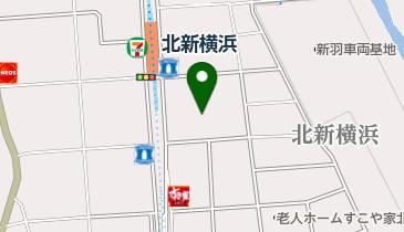 シューラルー新横浜店の地図画像