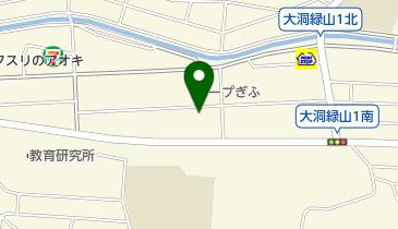 芥見別院の地図画像