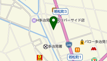 Mの地図画像