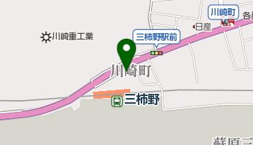 名鉄タクシー各務原営業所の地図画像