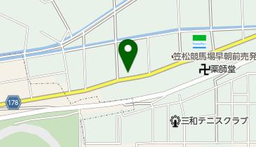 グリーンモーターサイクル販売の地図画像