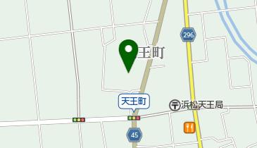 天王宮大歳神社の地図画像