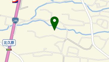 栢之木区公民館の地図画像
