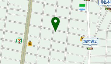鬼頭商店の地図画像