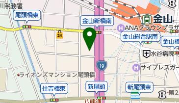 かしわやの地図画像