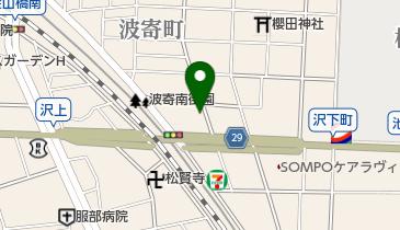 酒ハウス平松の地図画像