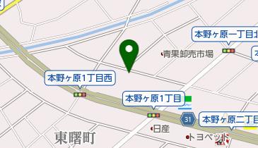 あすなろの地図画像