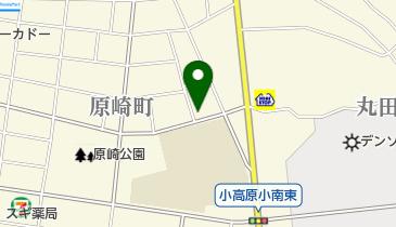 丸八商店の地図画像