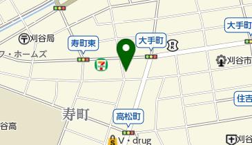 篠田商事株式会社の地図画像