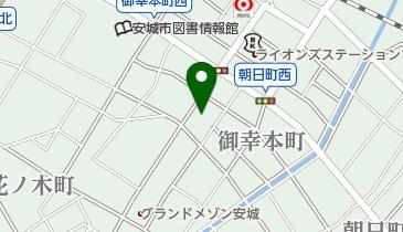 パニーノ安城店の地図画像