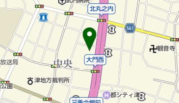 共和タクシーの地図画像
