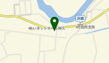 麦酒蔵の地図画像