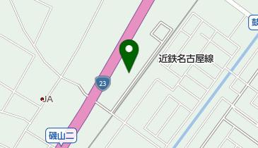 近鉄タクシー北部無線配車センター・鈴鹿の地図画像