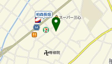 あくびの地図画像