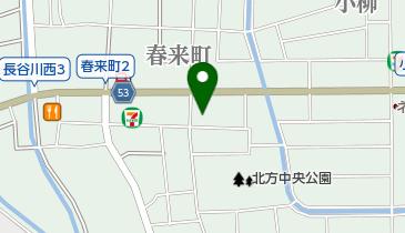 ピュアの地図画像
