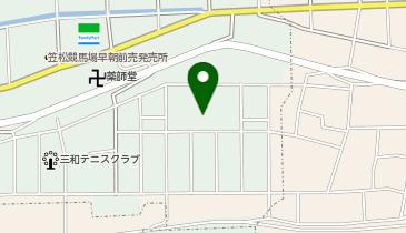 笠松ライディングスクールの地図画像