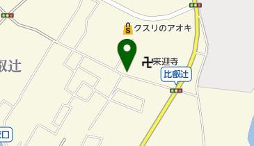 共立タクシーの地図画像