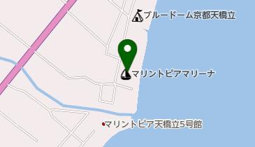マリントピアリゾートマリントピアマリーナの地図画像