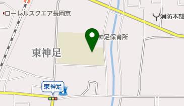長岡京市立 長岡第九小学校放課後児童クラブの地図画像