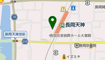 喫茶フルールの地図画像