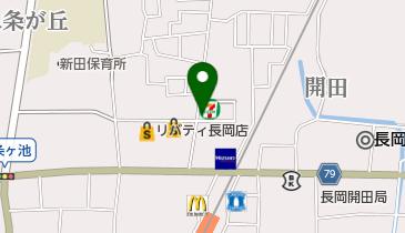 五十棲冨三商店の地図画像
