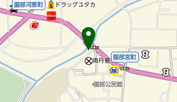 石川楼の地図画像