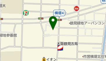 天理教 網島分教会の地図画像