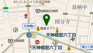 今井自転車預かり所の地図画像