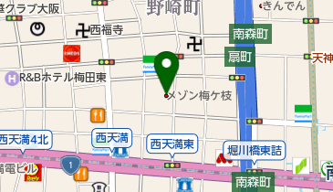 想い出博物館事務局の地図画像