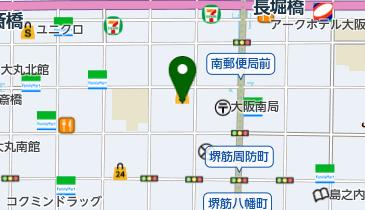 ミンクスミュージックアカデミーの地図画像